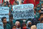 Masyarakat Riau Rindu Udara Segar