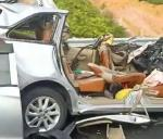 Kecelakaan Maut di Tol Pekanbaru-Dumai, 1 Meninggal dan 3 Luka-luka
