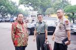 Bupati Ikuti Rapat Pengendalian Karhutla di Istana Negara
