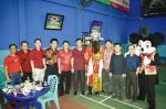 Jalin Silaturahmi, IKTS Taja Imlek dengan Anggota