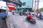 Warga Tolak Pemasangan Forbidden di Jalan Manggis