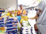 Jelang Nataru, Bulog Gelar Pasar Murah