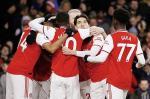 Berkat Dua Gol Aubameyang