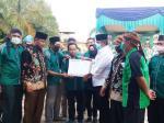 Paguyuban Jawa TualangDukung Alfedri-Husni Pilkada Siak