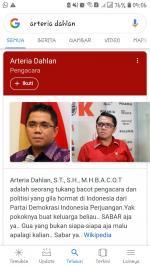 Tidak Sopan ke Prof Emil Salim, Arteria Dahlan Mendadak Viral