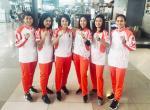Membanggakan, Pesepaktakraw Putri Riau Ikut Sumbang Perak