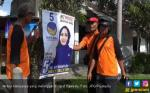Dalam Sebulan 306 Spanduk - Baliho Kampanye Ditertibkan