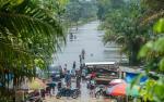 Buluhcina Masih Tergenang Banjir