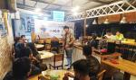 KopiKap Bengkalis Gelar Beginner's Workshop Coffee Experience