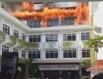 Hotel Tasia Ratu Terbakar