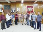 SPS Riau Visit Media ke Bali Post