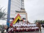 SDN 148 Pekanbaru Berkunjung ke Riau Pos