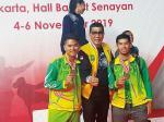 Tiga Karateka Riau Melenggang ke PON XX