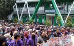 Ribuan Mahasiswa Kepung Kantor Wali Kota dan Pemkab Bogor, Ini Tuntutannya