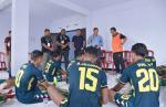Wako Motivasi Atlet Pekanbaru Berlaga di Porwil Bengkulu