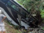 Petaka Studi Banding Guru TK, Bus Masuk Sungai, 5 Korban Tewas