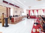 Sampaikan Kondisi Daerah ke DPRD Riau
