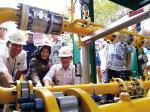 PGN Jaga Ketahanan Pasokan Gas Jatim