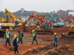 Cina Bangun RS Kapasitas 1.000 Tempat Tidur