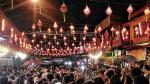 Menjelang Perayaan Imlek 2571 di Pekanbaru