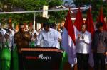 Jokowi Resmikan Renovasi MTsN 3 Pekanbaru