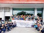 Sukses Riding Indonesia-Makkah, Yamaha NMax Buktikan Ketangguhan