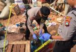 Pembuang Bayi di Tempat Sampah Terekam CCTv