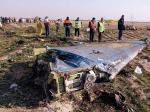 AS Duga Pesawat Ukraina Jatuh Tertembak Rudal
