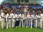1.200 Peserta Ikuti UKT Taekwondo Kota Pekanbaru