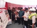 Menteri PUPR Jajal Tol hingga Dumai, Awali Kunjungan Presiden