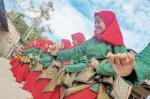 Tari Zapin Pukau Turis Malaysia dan Thailand