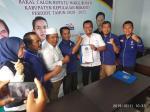 Kabag Humaspro Meranti Dampingi Said Hasyim