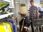 Yamaha MT-15, Motor Sport Gahar dan Sangar