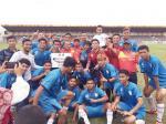 Bina Bakat FC Juara Riau