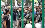 Mahasiswa Minta Polisi Fasilitasi Pertemuan dengan DPR