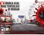6 Warga Asal Riau Terisolasi di Wuhan