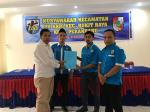 Anggi Kurniawan Pimpin PK KNPI Bukit Raya