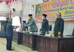BK Dinilai Lamban Memproses Pengunduran Diri Ketua DPRD Inhu