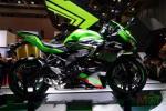Kawasaki Pamerkan Teaser Ninja 250 4 Silinder