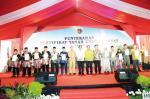 BPN Riau Serahkan 3.000 Sertipikat Tanah