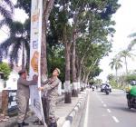 Spanduk dan Baliho Ditertibkan