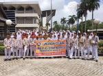 SMKIT Al Izhar School Perbankan Syariah Kujungi BI
