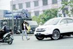 U-Turn HR Soebrantas Sebabkan Kemacetan