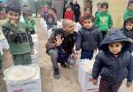 ACT Pasok Bantuan Pangan ke Pengungsi Suriah