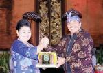 Iven di Bali Jadi Barometer