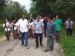 Reses, Warga KHS Kenang Jasa Sukarmis