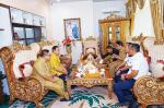 Bupati Terima Kunjungan Kepala BMKG Riau
