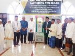 Bupati Launching ATM Beras Sungai Mandau