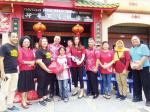 350 Warga Terima Paket Imlek dari PSMTI Riau