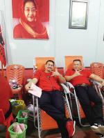 49 Kantong Darah Disumbangkan ke PMI